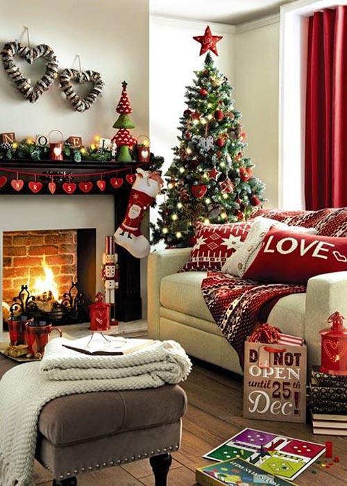 christmas-living-room-decorations