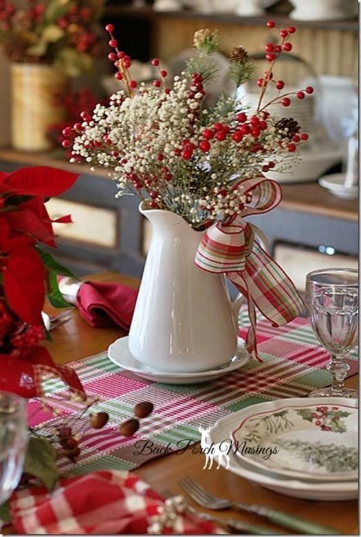 Outstanding Christmas Table Decorations 2019 Christmas Celebration Download Free Architecture Designs Aeocymadebymaigaardcom