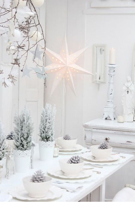 Christmas Table Decorations Pinterest 10 Christmas Celebration