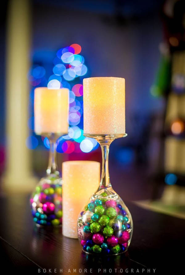 diy christmas decorations pinterest 03 - Christmas Decorations Pinterest