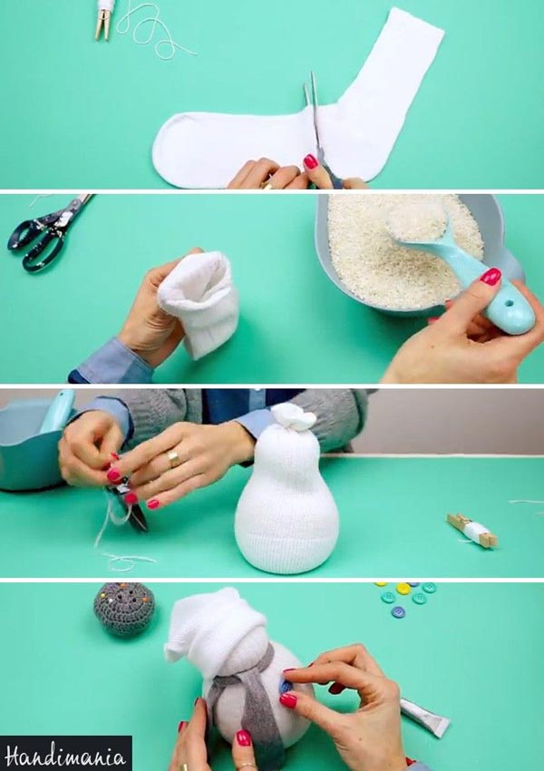 22 beautiful diy christmas decorations on pinterest christmas diy christmas decorations pinterest 09 the cuteness of this do it yourself solutioingenieria Choice Image