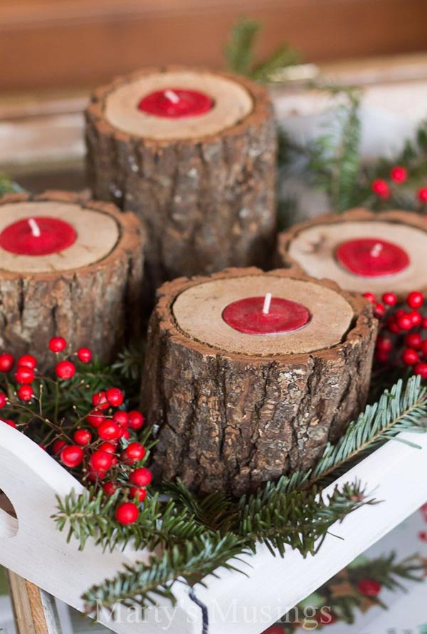 Diy Christmas Decorations Pinterest 10