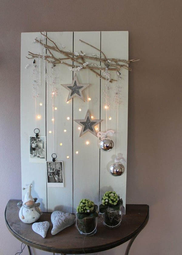 Bon Diy Christmas Decorations Pinterest 16
