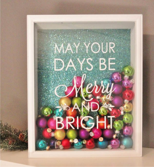 Easy Christmas Decor 2015