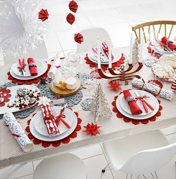 Google Images Christmas Table Decorations: Top Christmas Table Decorations On Search Engines