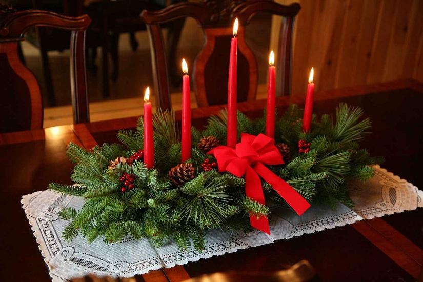 Top Christmas Table Decorations On Search Engines Christmas