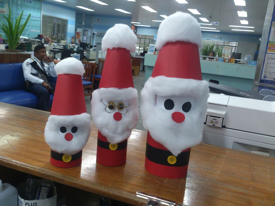office christmas decorations - Christmas Decoration Ideas For Office