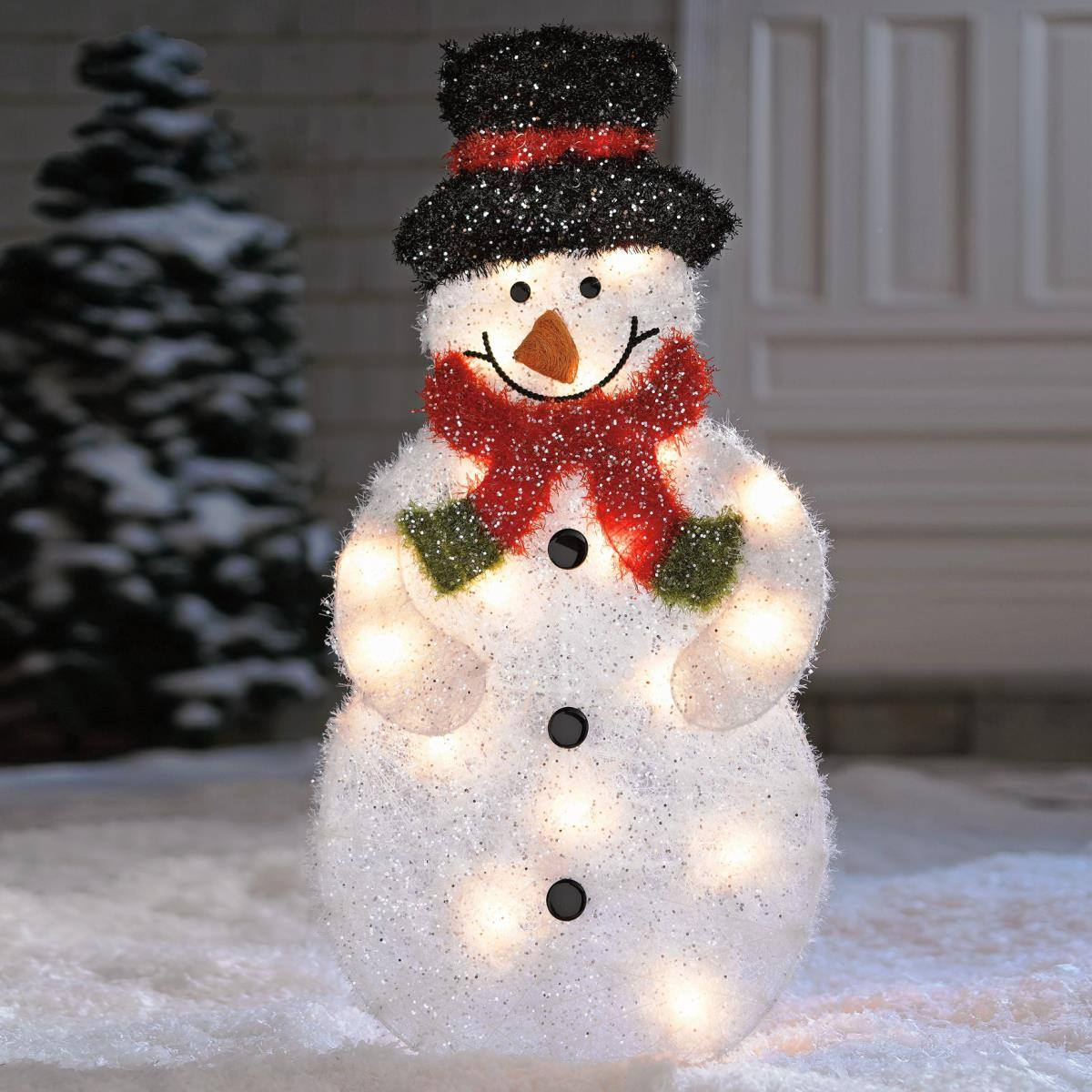 snowman decoration snowman