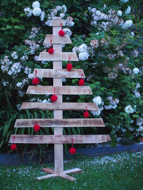 Wooden Christmas Decorations Ideas