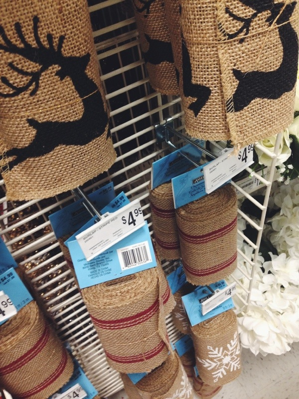 burlap ribbon source