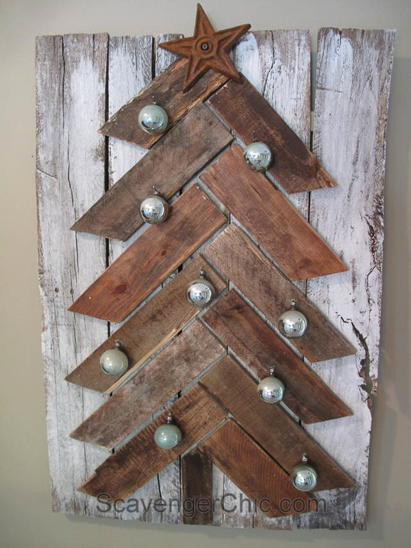 Top Wooden Christmas Decorations Ideas Christmas Celebration All