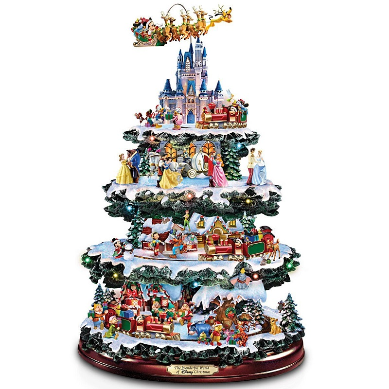 Disney-Tabletop-Christmas-Tree