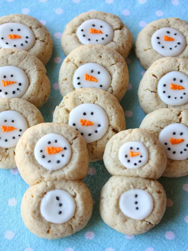 Top 15 Cute Christmas Cookies Recipes Christmas Celebration