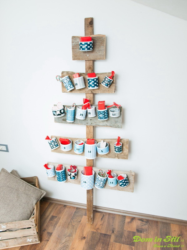 Top Wooden Christmas Decorations Ideas - Christmas Celebration - All about Christmas & Top Wooden Christmas Decorations Ideas - Christmas Celebration - All ...