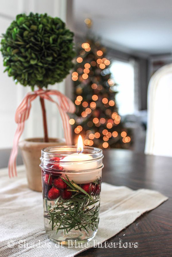 Brilliant Top Christmas Candle Decorations Ideas Christmas Interior Design Ideas Pimpapslepicentreinfo