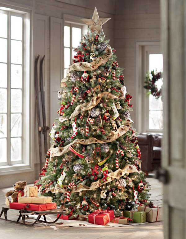 Beautiful Christmas Tree Decorations Ideas - Christmas ...