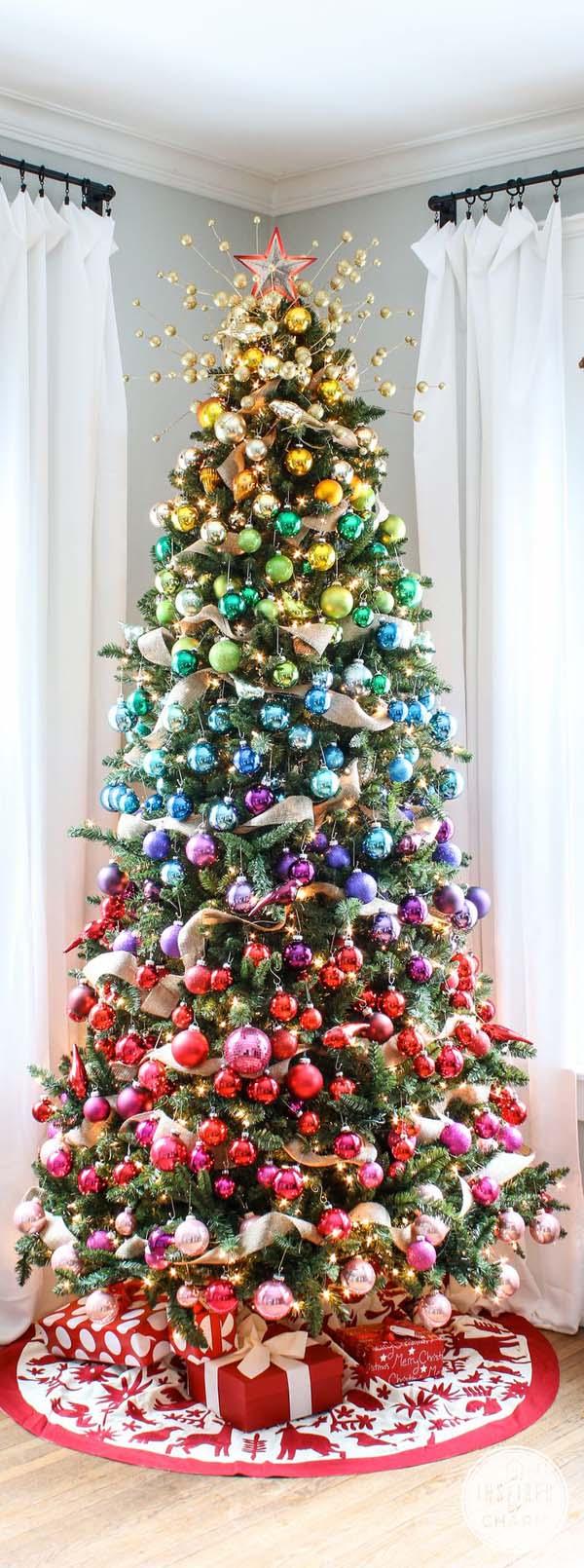 Beautiful Christmas Tree Decorations Ideas - Christmas Celebration ...
