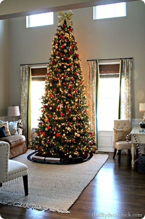 most beautiful christmas trees 13 - 8 Ft Christmas Tree