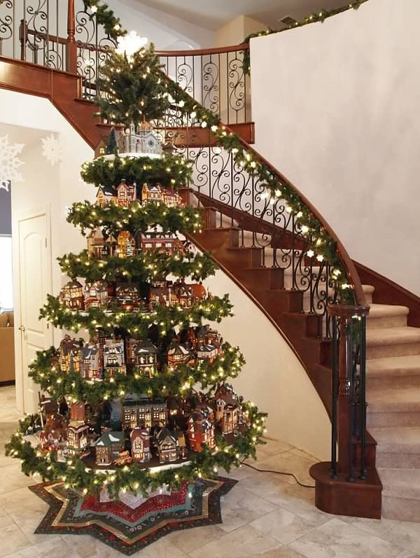 most beautiful christmas trees 15 - Christmas Tree Decorating Ideas 2016