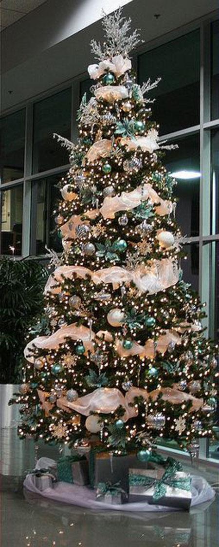 Brand-new Beautiful Christmas Tree Decorations Ideas - Christmas Celebration  BO31