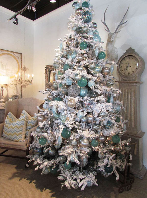 Charming Most Beautiful Christmas Trees 20