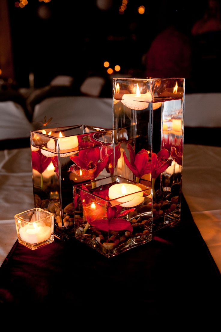 Top most pinteresting christmas candle decoration ideas