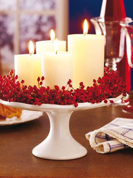 5 ideas inspiradoras para decorar tu mesa en Navidad