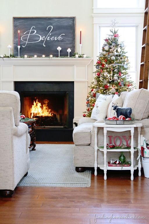 Top Christmas Mantel Decorations Christmas Celebration All About