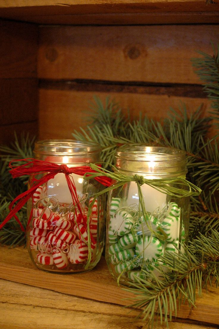 Christmas candles wonderful christmas candle decoration ideas - Source Source This Idea Will Spread The Christmas
