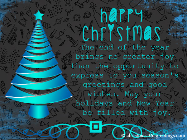 Business christmas messages and greetings christmas celebration business christmas cards 03 reheart Image collections
