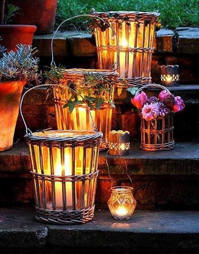 Candles-In-Cane-Bucket