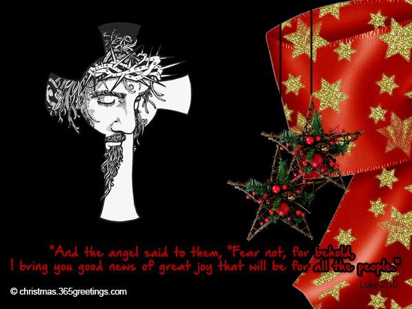 Bon Christian Christmas Cards 05