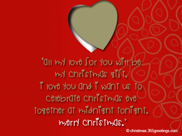 christmas messages wishes for boyfriend