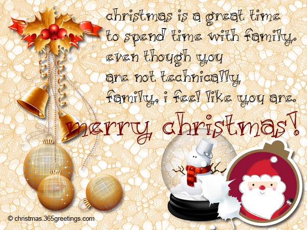 Christmas Messages for Boyfriend – Christmas Celebration