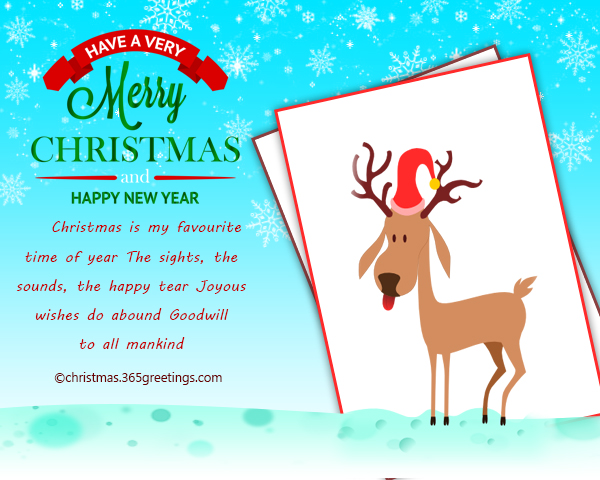business christmas greetings for cards