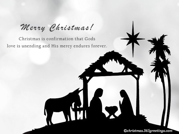 Christian Christmas Card Sayings.Christian Christmas Cards With Messages And Wishes