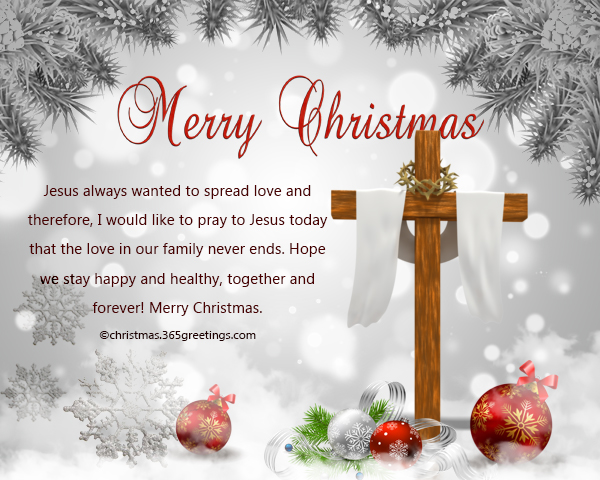 Christian christmas cards with messages and wishes christmas every christian understands the true and sacred meaning of christmas we celebrate it as the day that our lord jesus was born into the world m4hsunfo