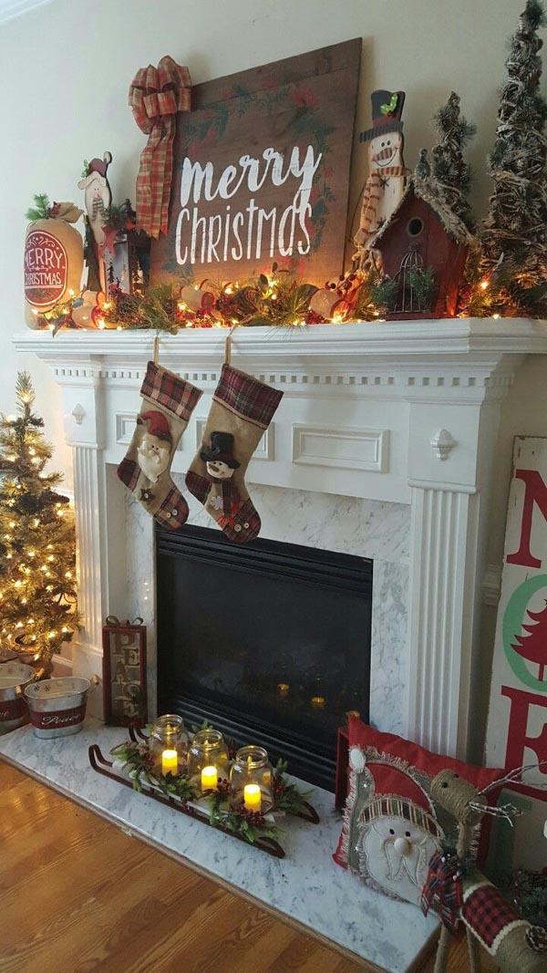 christmas mantel decorations 08