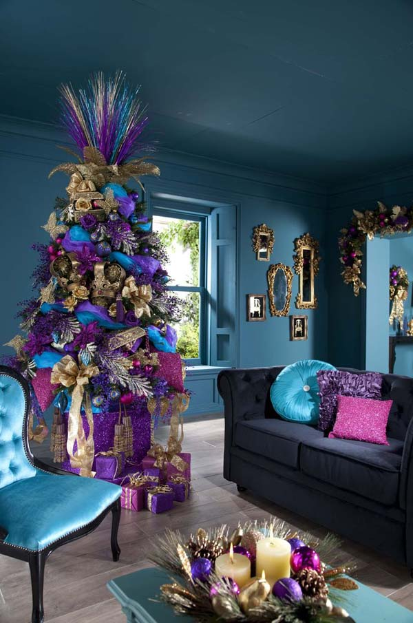 elegant christmas tree decorating ideas - Classy Christmas Tree Decorations