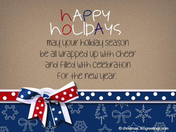 Happy holidays messages and wishes christmas celebration all happy holidays cards 02 m4hsunfo