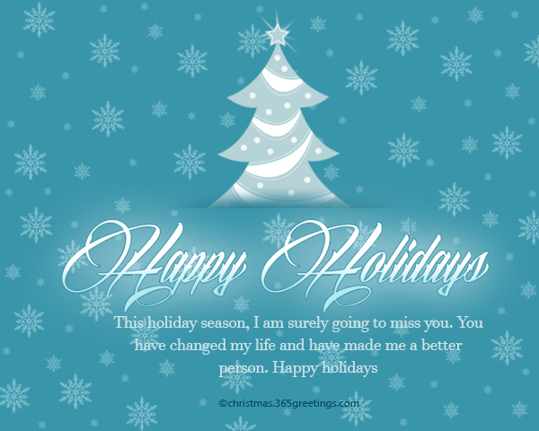 Happy holidays messages and wishes christmas celebration all best holiday messages and greetings m4hsunfo
