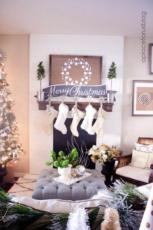 most popular indoor christmas decorations on pinterest christmas