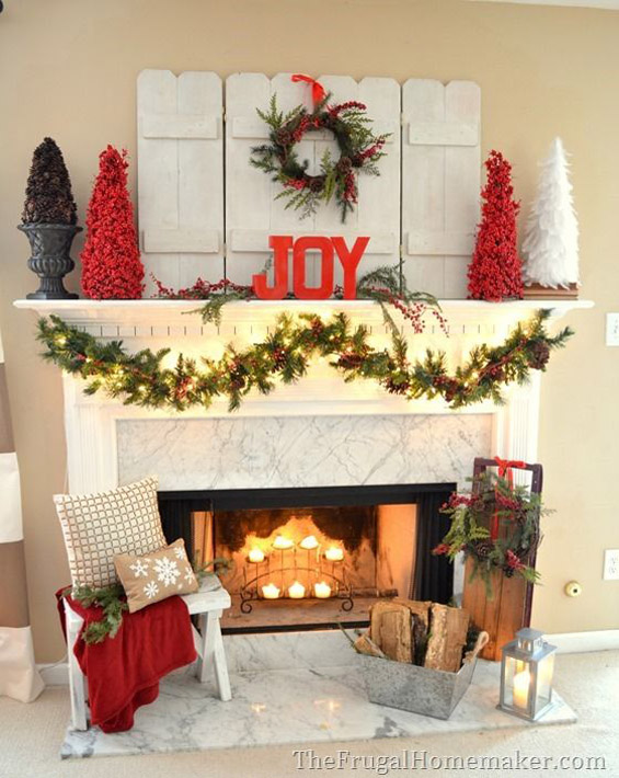 previous top indoor christmas decorations - Indoor Christmas Decorations Ideas