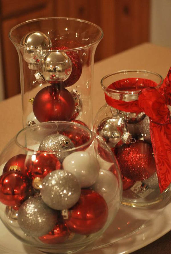 Most popular indoor christmas decorations on pinterest for Inside xmas decorations