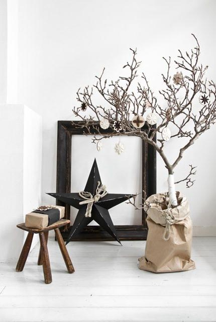 scandinavian christmas decorating ideas 21
