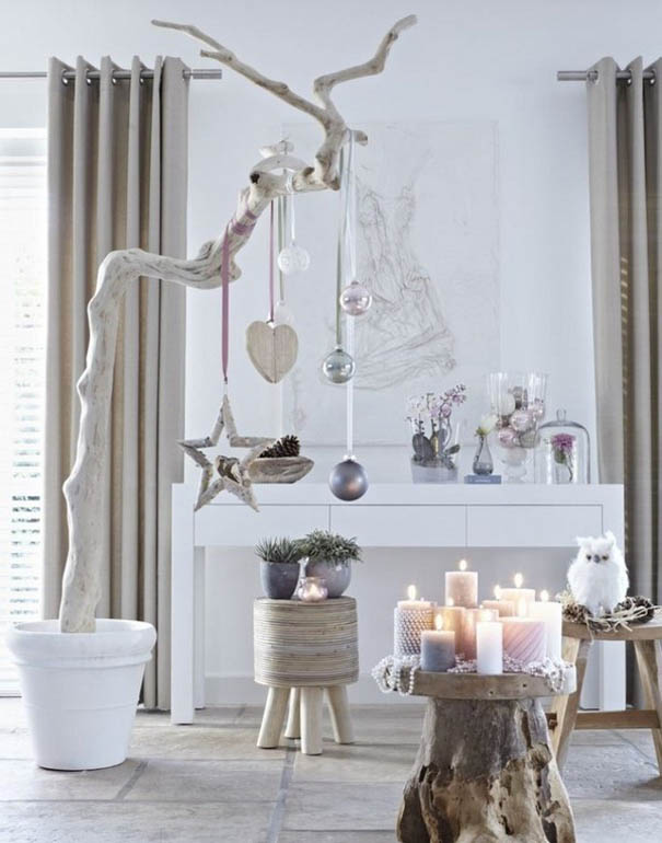 scandinavian-christmas-decorating-ideas-50 - Top Scandinavian Christmas Decorations - Christmas Celebration - All