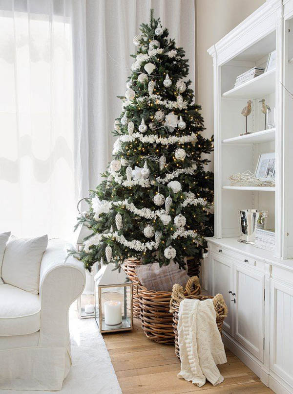 most pinteresting christmas trees on pinterest christmas celebration all about christmas. Black Bedroom Furniture Sets. Home Design Ideas