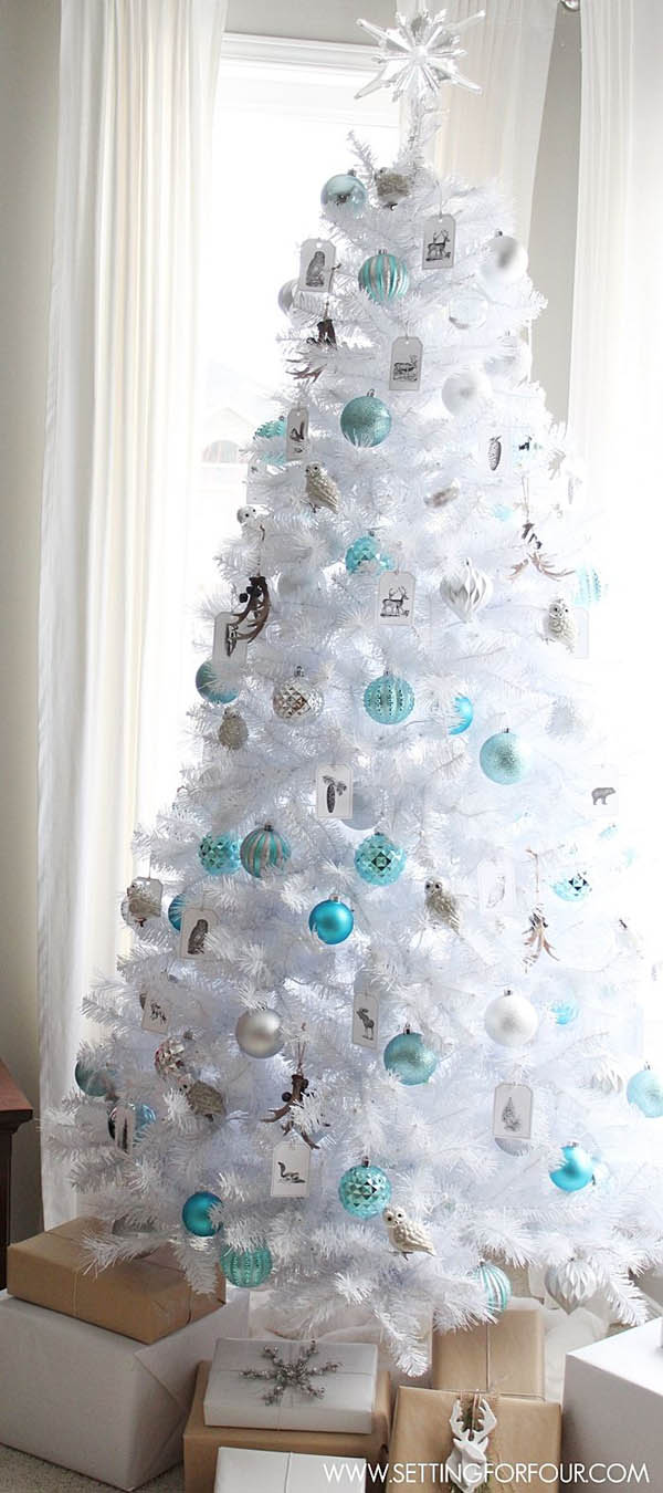 Most Pinteresting Christmas Trees On Pinterest Christmas