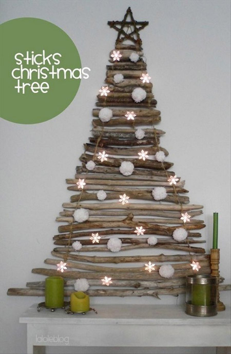 wooden-christmas-decorating-ideas
