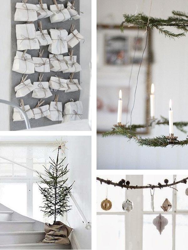 Top White Christmas Decorations Ideas Christmas